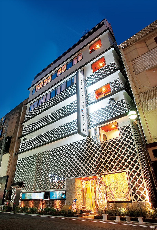 中洲本店新築オープン
